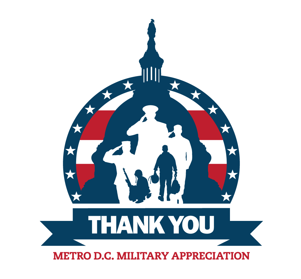Thank You, Metro D.C. Military Appreciation